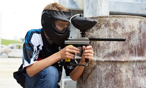 City Paintball Hamburg: 2 Std. Paintball für 1 Person bei City Paintball Hamburg (15% sparen*)
