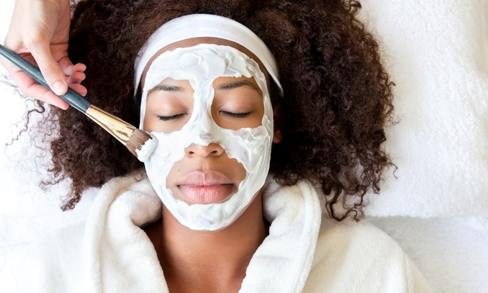 Wisdom Yoga Wellness - North Palm Beach: Organic Express Facial with One or Two Add-Ons at Wisdom Yoga Wellness (Up to 55% Off)