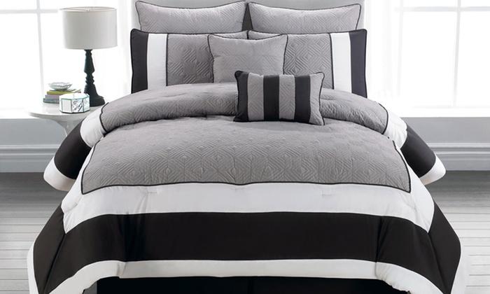 oversized king quilt set