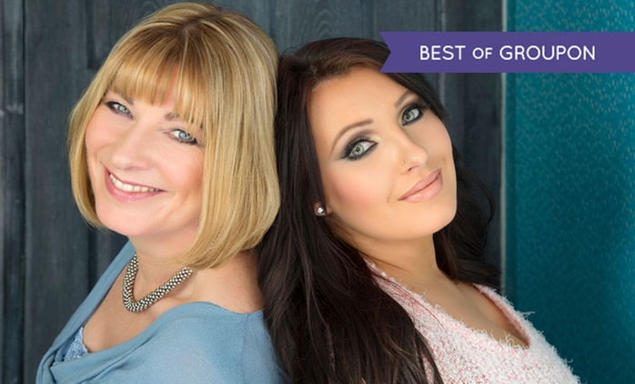Mother and Daughter Makeover Photoshoot With Prints for £19 at The Fresh Group (95% Off)