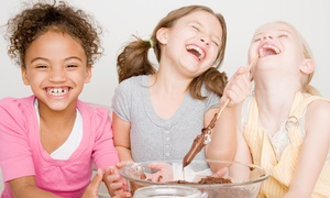 Chocolate Tales : Kids' Festivals for Valentine's Day or Easter at Chocolate Tales (50% Off). Three Options Available.