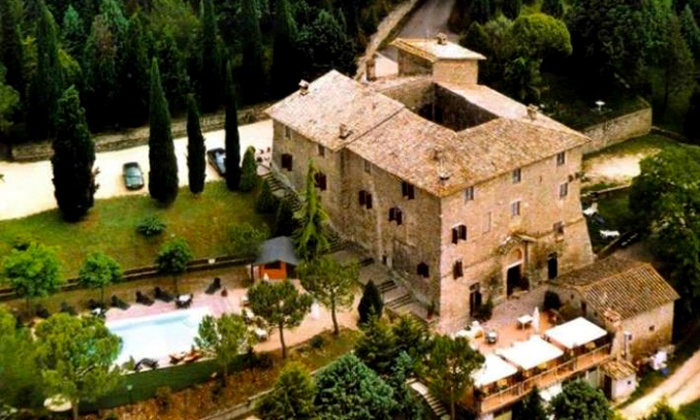 Il Maniero a - Assisi, UMBRIA | Groupon Getaways