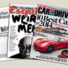 58% Off Two One-Year Men's Magazine Subscriptions