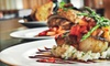 Deals List: Upscale Organic Dinner Cuisine for Two or Four at Wilfs Restaurant & Bar (Up to 55% Off)