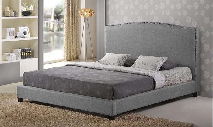 Upholstered Platform Beds Groupon Goods