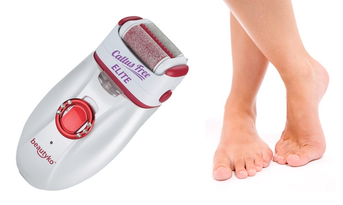 Dual-Head Rough and Soft Five-In-One Callus Remover: Dual-Head Rough and Soft Five-In-One Callus Remover. Free Returns.