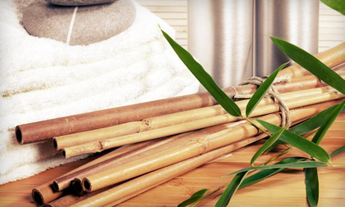 ReEmergence Massage Therapy - Anchorage: $45 for a One-Hour Hot-Bamboo Massage at ReEmergence Massage Therapy in Eagle River ($95 Value)