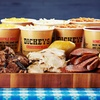 Up to 43%Off BBQ Packs or CateringatDickey's Barbecue Pit