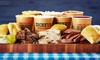 Dickey's Barbecue Pit - Glenview: Picnic, Family, or XL Family Pack or $85 for $150 Worth of Catering at Dickey's Barbecue Pit Glenview