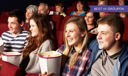 Movie and Popcorn for Two at Dunbar Theatre (Up to 52% Off)