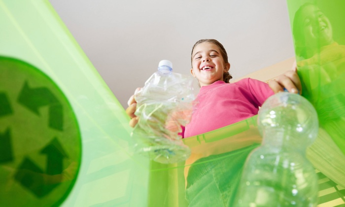 Star City Recycling - Lincoln: Four or Six Months of Recycling Services from Star City Recycling (55% Off)