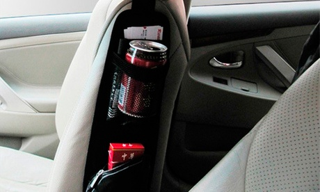 Organizador universal para el asiento del coche