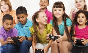BattleGrounds: $199 for a Birthday Party with Video Games and Food for 12 Kids at BattleGrounds ($399 Value)
