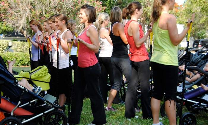 Baby Boot Camp Northwest Hills CT - New Hartford: Four Weeks of Unlimited Boot-Camp Classes at Baby Boot Camp Northwest Hills CT (45% Off)