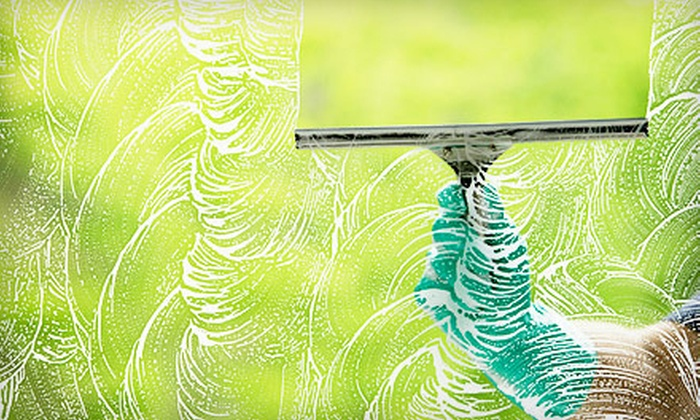 Extreme Clean - Riverside Estates: Window Cleaning for a One- or Two-Story Residence from Extreme Clean (Up to 55% Off)