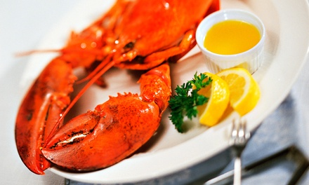 Lobster Dinners for Two, Four, or Ten at Bistro 1902 (Up to 70% Off)
