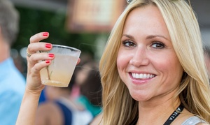 Atlanta Food & Wine Festival: Passes to Atlanta Food & Wine Festival (20% Off). Three Options Available.
