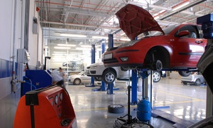 RS Auto Service Doral Inc.: Conventional Oil Change with Optional Hand Car Wash from RS Auto Service Doral Inc. (Up to 44% Off)