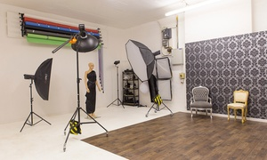 Studio Zero: Choice of Photoshoot With Prints and Makeover for £19 at Studio Zero (Up to 95% Off)