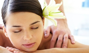2nd Wind Oxygen Salon & Spa: Swedish, Deep-Tissue, or Custom Massage from 2nd Wind Oxygen Salon & Spa (Up to 52% Off).