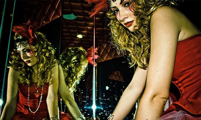 Magic and Burlesque Show - Philadelphia: Envoute Presents: A Film Noir Magic and Burlesque Show at L'Etage on Sunday, May 31, at 7 p.m.