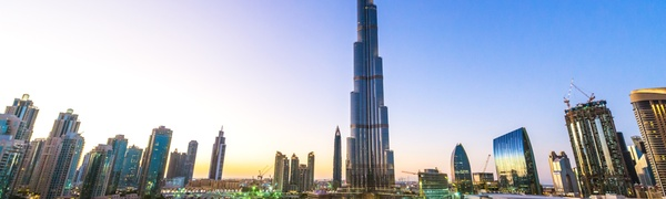 ✈ 7-Day Dubai Vacation with Air from Gate 1 Travel