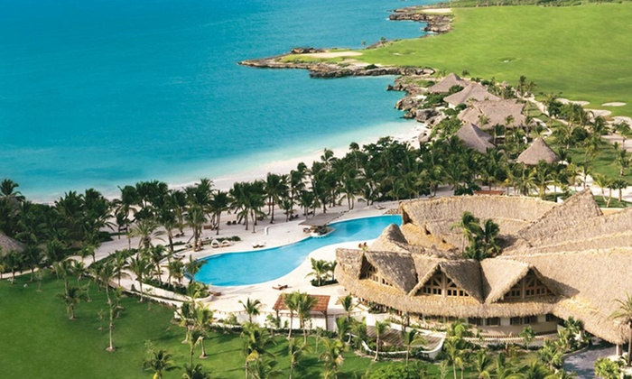 Eden Roc at Cap Cana - Punta Cana, Dominican Republic: 4- or 7-Night Stay at Eden Roc at Cap Cana in the Dominican Republic
