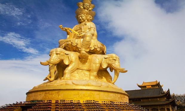 Chengdu & Jiuzhaigou:Tour+Flights 1