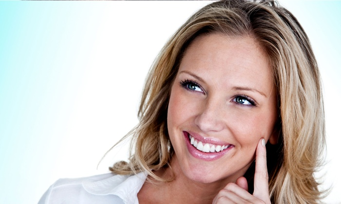 Sun Smile Dental - San Marcos: Dental Exam with Cleaning, X-rays, and Optional Take-Home Teeth Whitening Kit at Sun Smile Dental (Up to 90% Off)