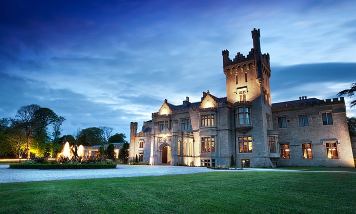 Ireland Castle Vacation With Airfare And Rental Car In