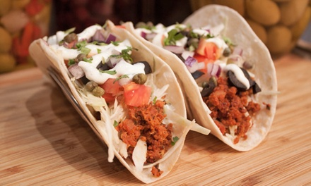 Casual Fresh Eats for Two or Four at Joey's Urban (50% Off). Four Locations Available.