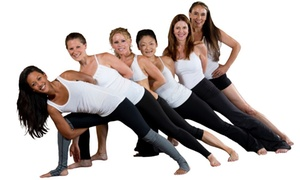 Being Yoga: $15 for One Month of Unlimited Yoga Classes at Being Yoga ($30 Value)