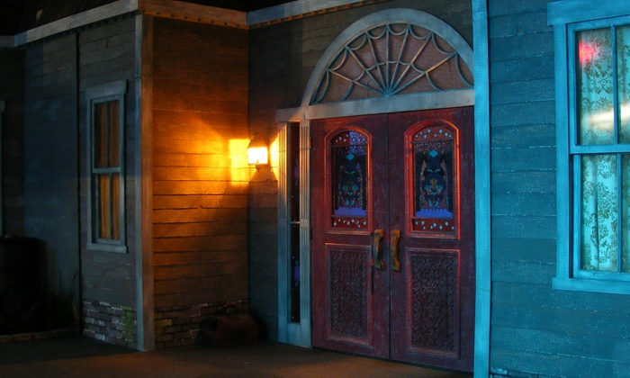 Ghoulie Manor - Silver City Galleria Mall: Admission for Two to Ghoulie Manor (Up to 50% Off). 18 Options Available.