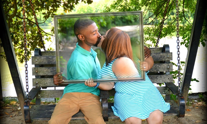 Royal Images Plus LLC. - Atlanta: 60-Minute Outdoor Photo Shoot with Wardrobe Changes and Digital Images from Royal Images Plus LLC. (83% Off)