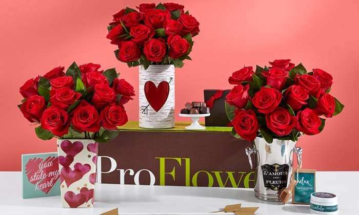 ProFlowers: Flowers and Gifts from ProFlowers (50% Off). Two Options Available.