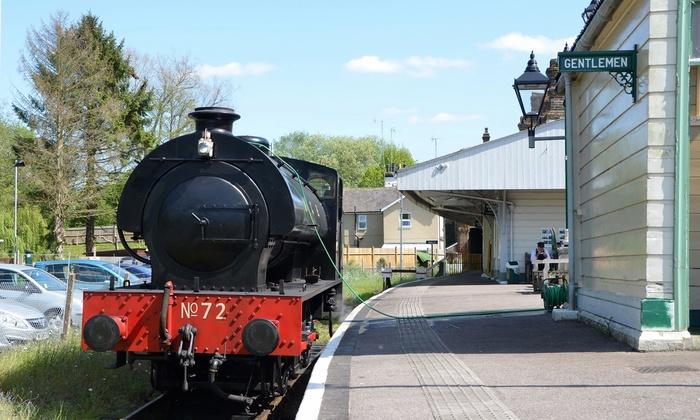 Spa Valley Railway Groupon