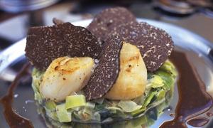 Terres deTruffes Nice: Menu autour de la truffe en 5 ou 6 services pour 2 convives dès 59,90 € au Restaurant Terre de Truffes