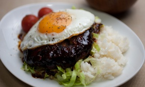 Mahalo Cove: Hawaiian-Inspired Meal for Two or Four at Mahalo Cove (45% Off)