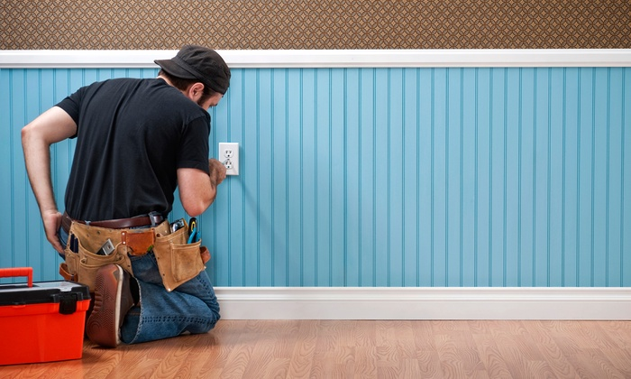 Taunton Maintenance - Toronto (GTA): Two or Four Hours of Handyman Services from Taunton Maintenance (Up to 64% Off)