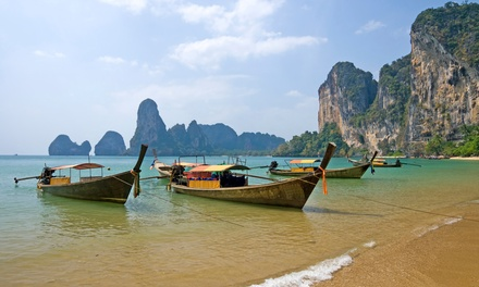 Groupon Deal: ✈ 10-Day Thailand Vacation with Airfare from Affordable Asia Tours. Price/Person Based on Double Occupancy.