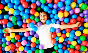 Jellybeans Playcentre: Soft Play Entry with Drinks for Two or Four Children at Jellybeans Play Centre, Warrington (Up to 45% Off)