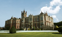 Afternoon Tea with Optional Prosecco for Two at Crewe Hall (Up to 34% Off)