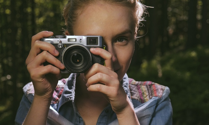 Camp Camera - Northwood: Four-Hour Photography Class at Camp Camera (55% Off)