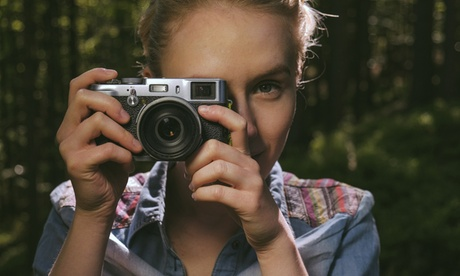 Four-Hour Photography Class at Camp Camera (54% Off)