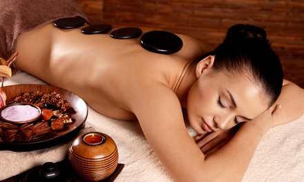 Himalayan Salt-Stone Massage or Detox Package with Massage and Facial at Philosophy Wellness Spa (Up to 52% Off)