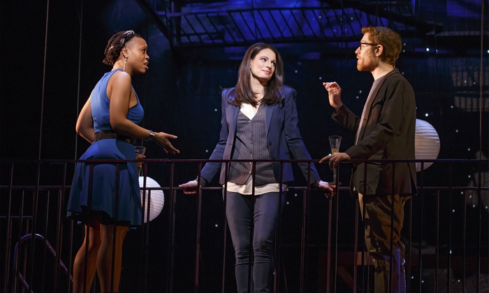 """If/Then"" - Oriental Theatre Chicago: ""If/Then"" (February 23–March 2)"