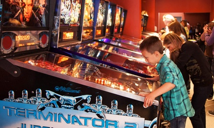 Passes for One, Two, Three, or Four People at Modern Pinball NYC (Up to 50% Off)