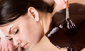 Renaissance Ladies Beauty Salon: Chocolate Body Wrap (AED 69) Plus Beauty Treatment (from AED 89) at Renaissance Ladies Beauty Salon (Up to 71% Off)
