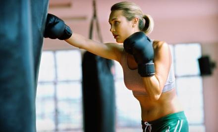 5 Drop-In Kickboxing or Fitness Classes (a $100 value) - Clubkickbox in Detroit