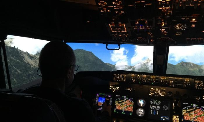 GoSimGo - Gatineau: Up to 52% Off Flight Simulator Experiences at GoSimGo